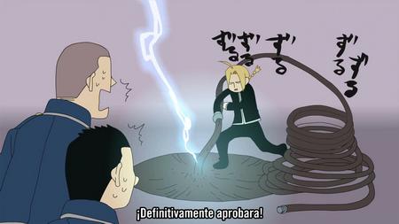 Fullmetal Alchemist Brotherhood Teatro 4-Koma - 01_001_1624