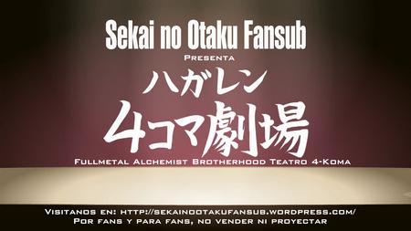 Fullmetal Alchemist Brotherhood Teatro 4-Koma - 01_001_239