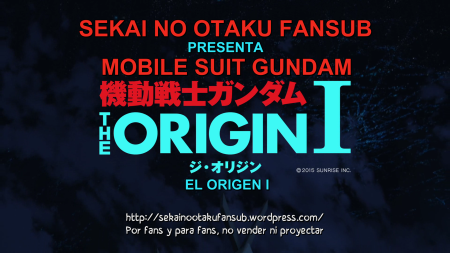 Mobile Suit Gundam The Origin - 01_001_5011